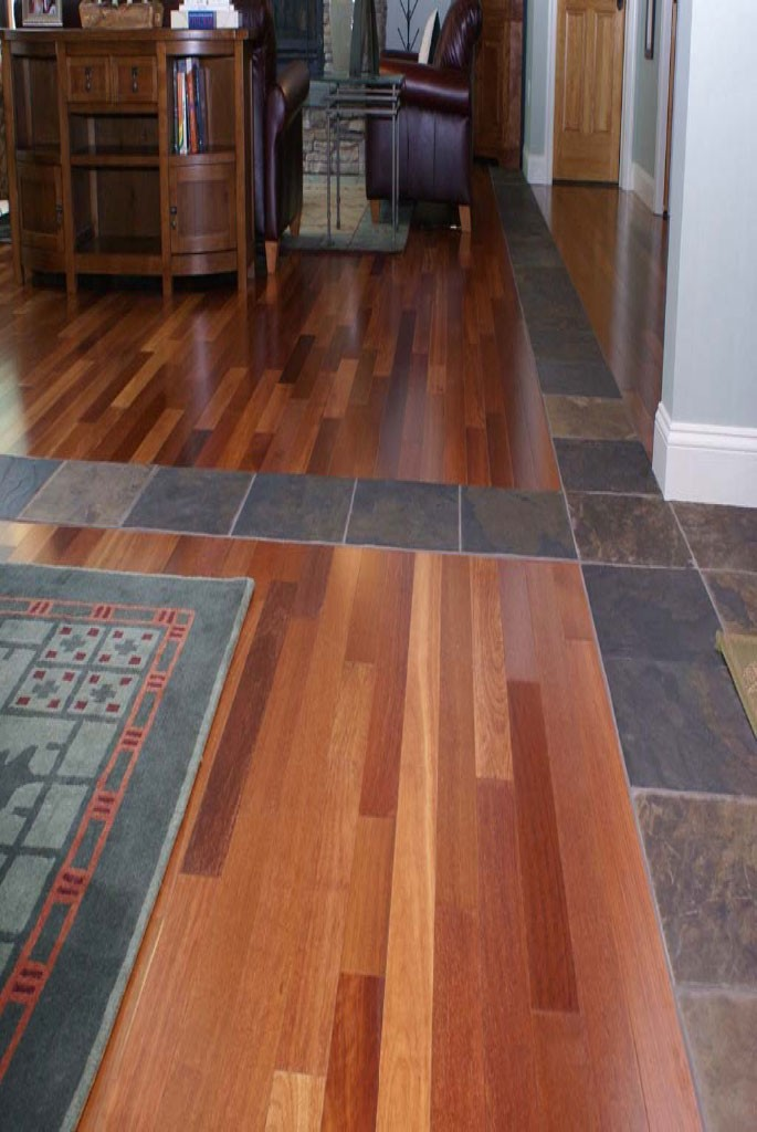 Oak ridge construction about us for Award flooring